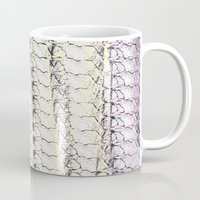 monty python Mugs featuring python by gasponce