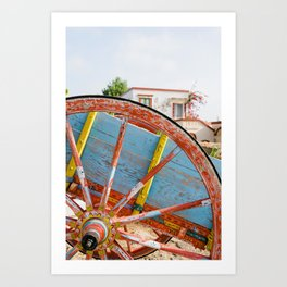 Apulian Dreams Art Print