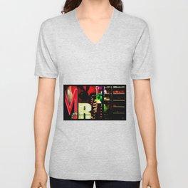Window Shopping Unisex V-Neck