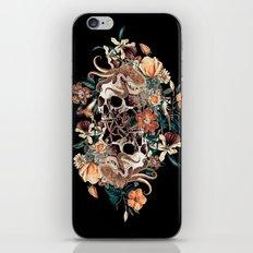 Fantasy Skull iPhone & iPod Skin