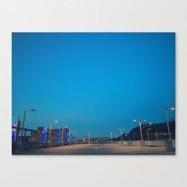 City Nights III Canvas Print