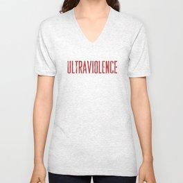 Ultraviolence Unisex V-Neck