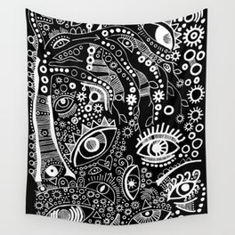 """""""The Watching Willow"""" Wall Tapestry"""