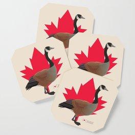 Canada Goose Coaster