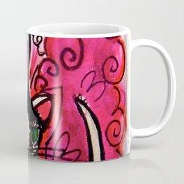 Queenie, The Angel of Beauty Coffee Mug