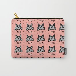 No, but in bat Carry-All Pouch