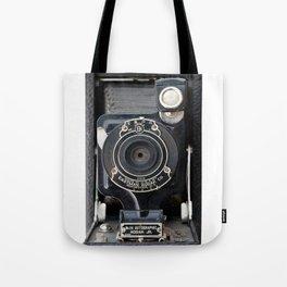 Vintage Autographic Kodak Jr. Camera Tote Bag
