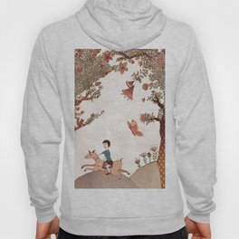 magical forest boy Hoody