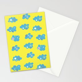 HAPPY SUMMER CLOUDS Stationery Cards