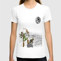 archer T-shirts featuring Archer the archer by YassirM