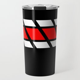 Team Colors 4...red Travel Mug