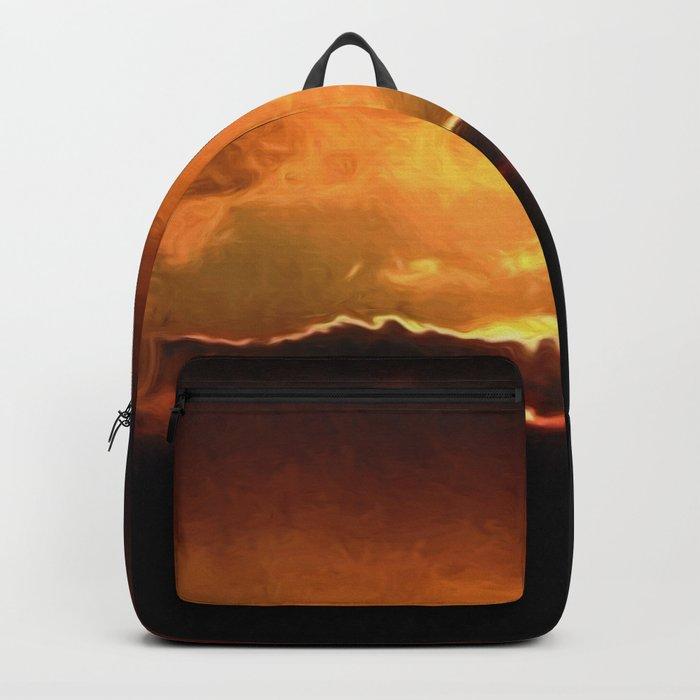 Pennsylvania Sunset Backpack