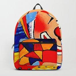 Birthday Clown Backpack