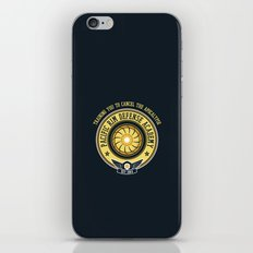 Pacific Rim Defense Academy iPhone & iPod Skin