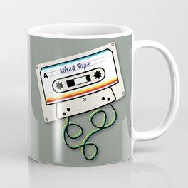 Mixed Tape Coffee Mug
