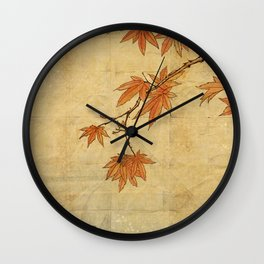 Asiafoldantique Wall Clock