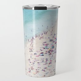 beach - summer love Travel Mug