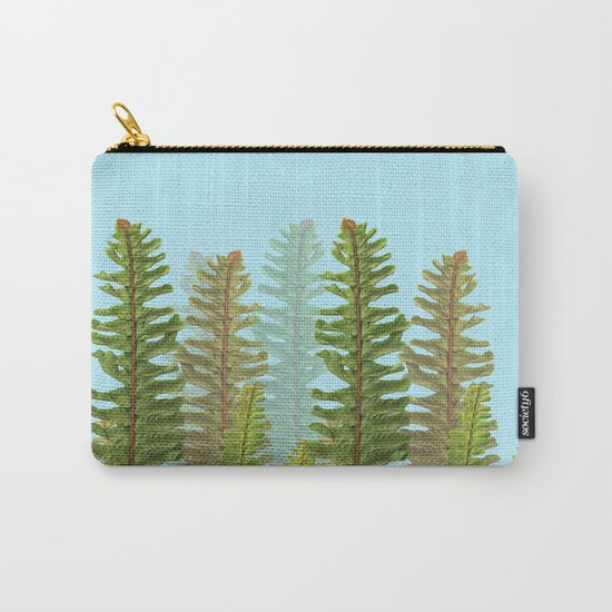 Green Nature! Carry-All Pouch