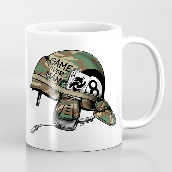 Game Over, Man! Mug