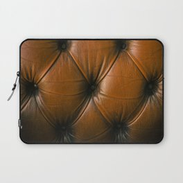 Chesterfield Leather Laptop Sleeve