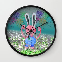 Money Money | Lord Stingy | Kids Painting Wall Clock