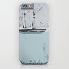 went on a ship of paper iPhone 6 Slim Case