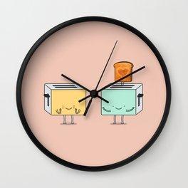 I loaf you! Wall Clock