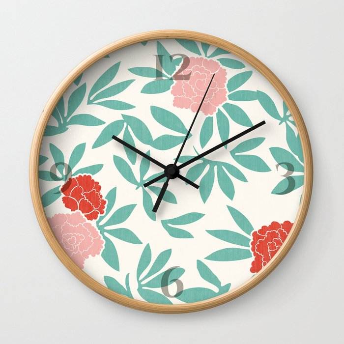 Olinda Wall Clock