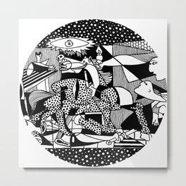 Picasso - Guernica Metal Print