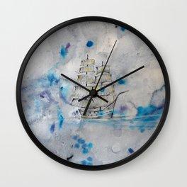 Caravela Wall Clock