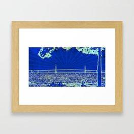 The Mighty Mack Framed Art Print