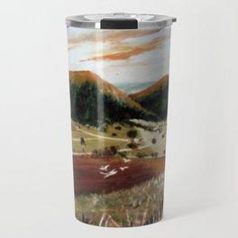 Cunningham's Gap, NSW, AUSTRALIA Travel Mug