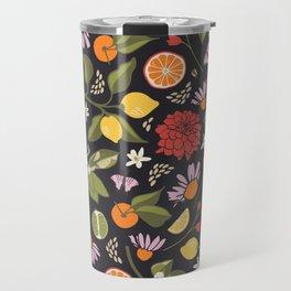 Citrus Grove Travel Mug