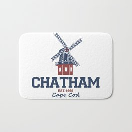 Chatham, Massachusetts Bath Mat
