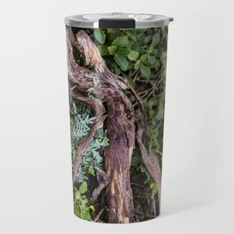 Amidst Plants  Travel Mug