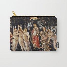 Botticelli - La Primavera Spring Carry-All Pouch