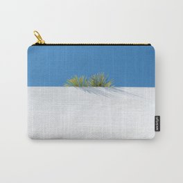 Over the tropical garden wall Carry-All Pouch
