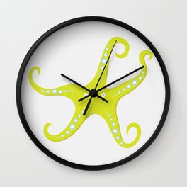sea creature #3 Wall Clock