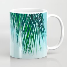 Tropical Palms Maui Hawaii Mug