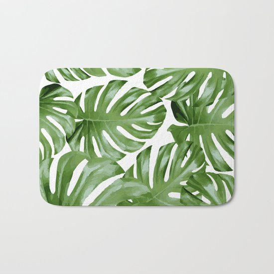 Leaves 3 Bath Mat