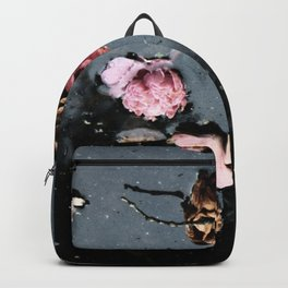 flowers die too Backpack