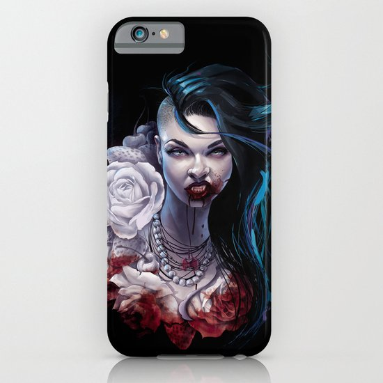 "Marceline  ""shades of red"" iPhone & iPod Case"