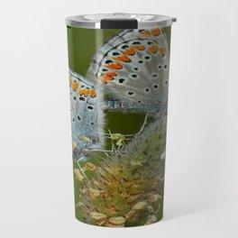 green love Travel Mug