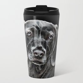 The Gray Ghost Travel Mug