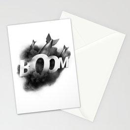 ONMTP - BIG BOOM Stationery Cards