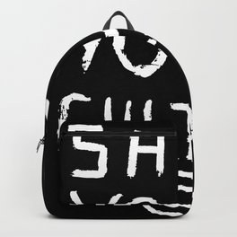 SAVEYOURCULTURE Backpack