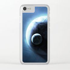 The Blue Planet Clear iPhone Case