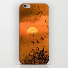 Samhain Contemplative -- Trick or Treat Smell My Feet iPhone & iPod Skin