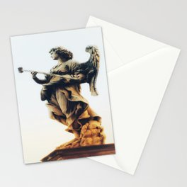 Angels are Watching Stationery Cards