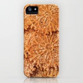 Italian Pizzelles iPhone Case